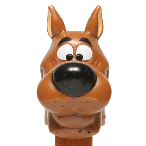 PEZ - Animated Movies and Series - Scooby Doo - Scooby Doo