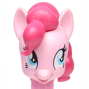 PEZ - Animated Movies and Series - My little Pony - Pinkie Pie