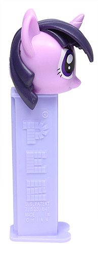 PEZ - My little Pony - Twilight Sparkle