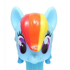 PEZ - Animated Movies and Series - My little Pony - Rainbow Dash