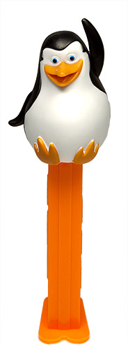 PEZ - Dreamworks Movies - The Penguins of Madagascar - Private