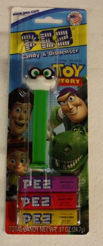 PEZ - Disney Movies - Toy Story - Toy Story of Terror - PEZ Cat
