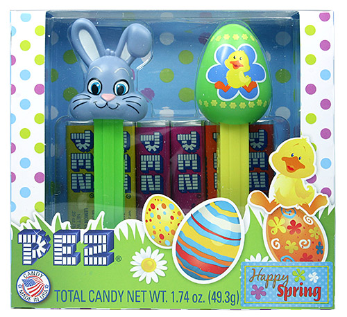 PEZ - Easter - Bunny G with Green Egg Giftset