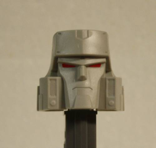 PEZ - Dreamworks Movies - Transformers - Megatron
