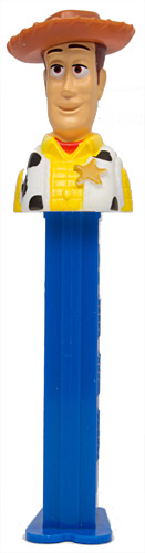 PEZ - Toy Story - Toy Story 2 - Woody - no spot - A