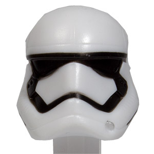 PEZ - Star Wars - The Force Awakens - New Order Storm Trooper