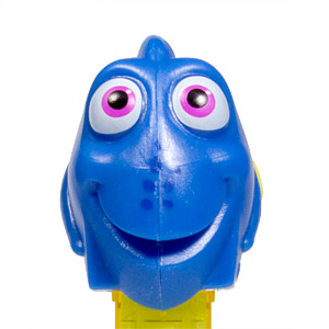 PEZ - Finding Nemo / Dory - Finding Dory - Dory - dark spots on nose