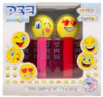 PEZ - Emoji Twin Pack Love & Kissing  US Release