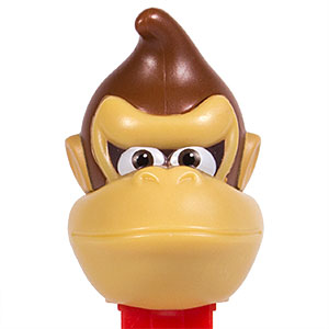 PEZ - Animated Movies and Series - Nintendo - Donkey Kong