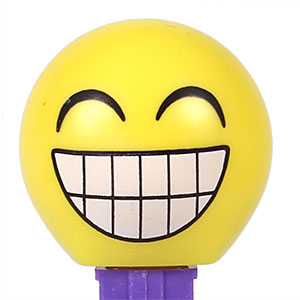 PEZ - Funky Faces - Emoji - Cheesing - US Release 2017