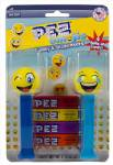 PEZ - Emoji Double Pack Silly & Lol'ing