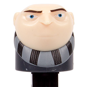 PEZ - Movie and Series Characters - Despicable Me - Gru