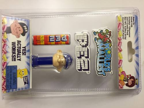 PEZ - Miscellaneous - World's smallest PEZ - PEZ Boy