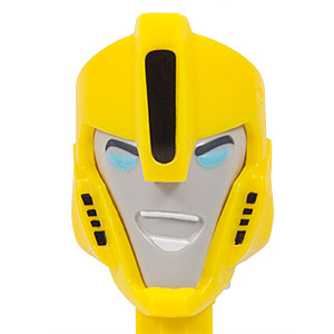 PEZ - Transformers - Robots in disguise - Bumblebee - with play code - B