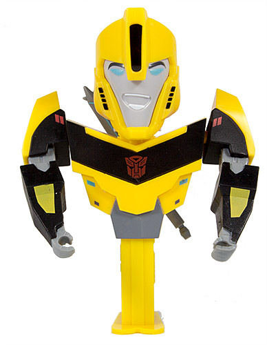 PEZ - Transformers - Connectibles - Bumblebee - B