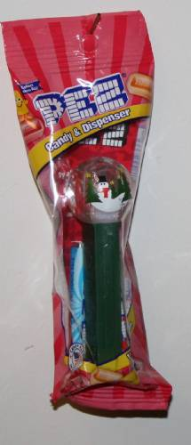 PEZ - Christmas - Snow Globe