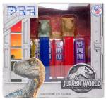 PEZ - Twin Pack T-Rec & Blue the Raptor