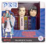 PEZ - Stranger Things Twin Pack Eleven and Mike