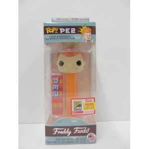 PEZ - Funko POP! - Funko - SDCC - Freddy Funko (Orange)