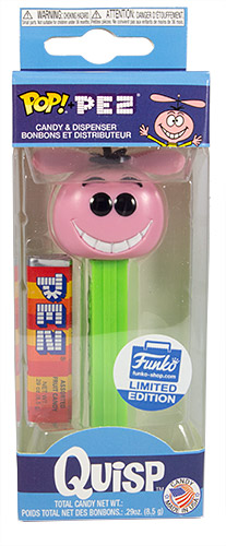 PEZ - Funko POP! - Ad Icon - Funko - Quisp