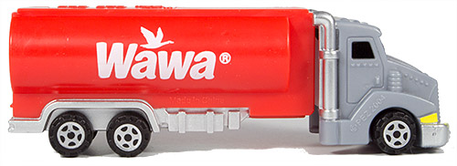 PEZ - Trucks - Advertising Trucks - Wawa - Tanker - Grey cab - G