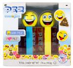 PEZ - Emoji Twin Pack Lol'ing & Happy  US Release