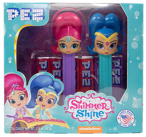 PEZ - Shimmer and Shine - Shimmer and Shine Twin Box - US Release