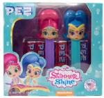 PEZ - Shimmer and Shine Twin Box  US Release