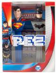 PEZ - Twin Box Justice League Superman & Batman