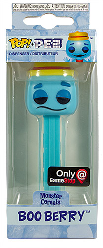 PEZ - Ad Icons - GameStop - Boo Berry