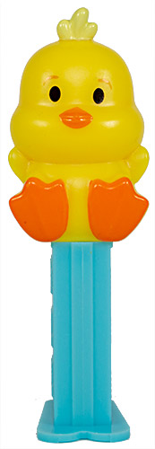 PEZ - Easter - Duck - Mini Full Body - B