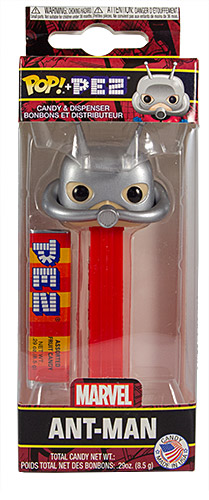 PEZ - Funko POP! - Marvel - Ant-Man
