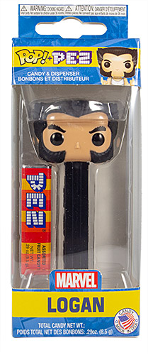 PEZ - Funko POP! - Marvel - Logan