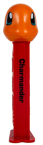 PEZ - Animated Movies and Series - Pokémon - Charmander