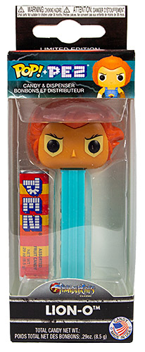 PEZ - Funko POP! - ThunderCats - Lion-O