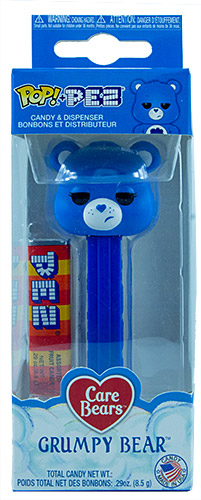 PEZ - Care Bears - Grumpy Bear