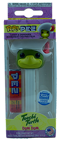 PEZ - Hanna Barbera - Funko - Touche Turtle and Dum Dum