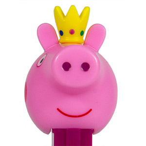 PEZ - Animated Movies and Series - Peppa Pig - Peppa Princess