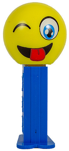 PEZ - Funky Faces - Emoji - Silly - Mini