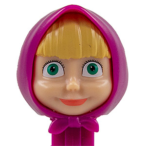 PEZ - Animated Movies and Series - Masha and the bear - Masha