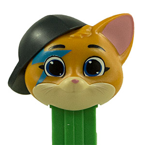 PEZ - Animated Movies and Series - 44 Cats - Lampo