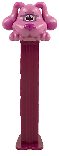 PEZ - Animated Movies and Series - Blue's Clues - Magenta